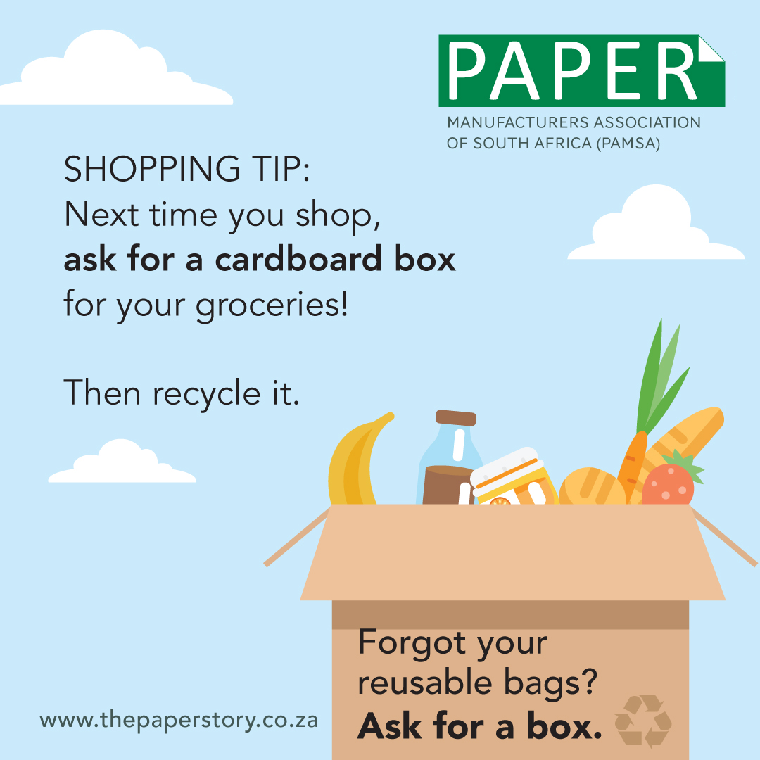 Shopping tips infographics